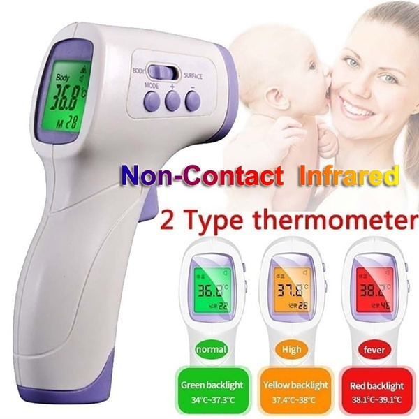 Laser, Temperature, foreheadthermometer, Tool