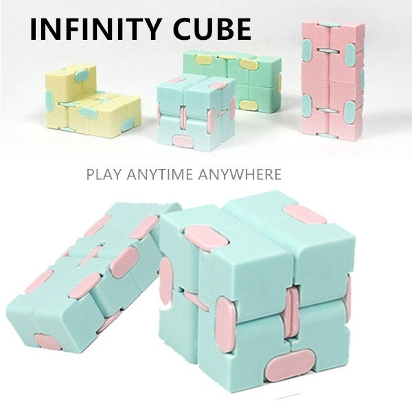 Funny, cube, Infinity, Office