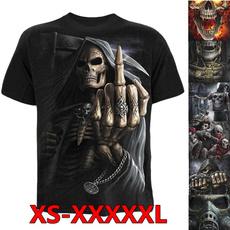 Mens T Shirt, Goth, Plus Size, Shirt
