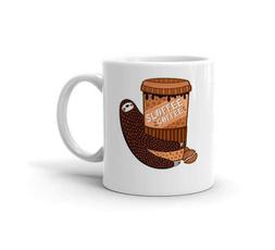 Funny, Coffee, Animal, cute