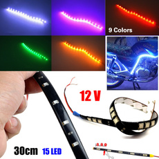 multicolorlamp, car led lights, Decor, waterprooflight