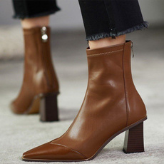 Womens Boots, Womens Shoes, zippers, short boots