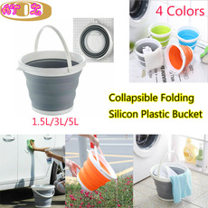 Outdoor, washbasinbucket, foldingbucket, Kitchen Accessories