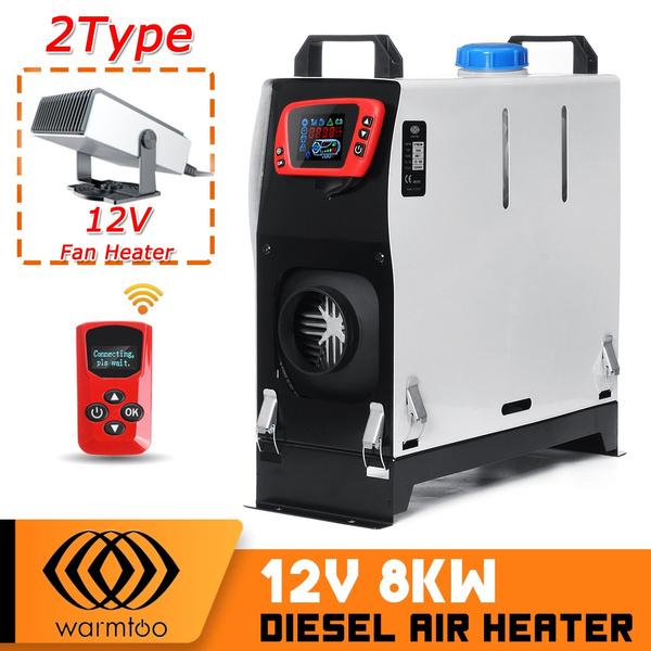 airheater, airparkingheater, Vans, airdieselheater