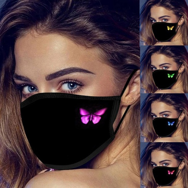 butterfly, washablemask, dustmask, cute
