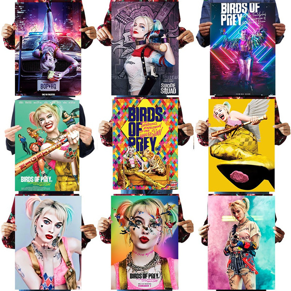 suicidesquadposter, movieposter, Wall Posters, harleyquinn
