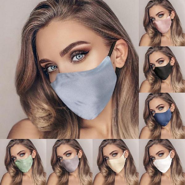 silkfacemask, silkmask, Cotton, Masks