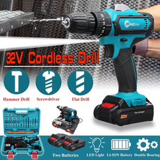 Electric, hammerdrill, PC, chisel