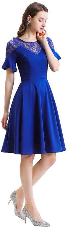 for, Sleeve, Dresses, Vintage
