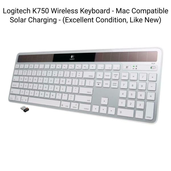 Jewelry, Solar, Logitech, Keyboards