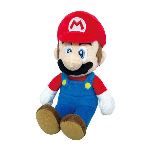Mario, Toy, Plush, Super Mario