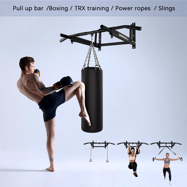 pullupbar, wallmounted, Fitness, Gym