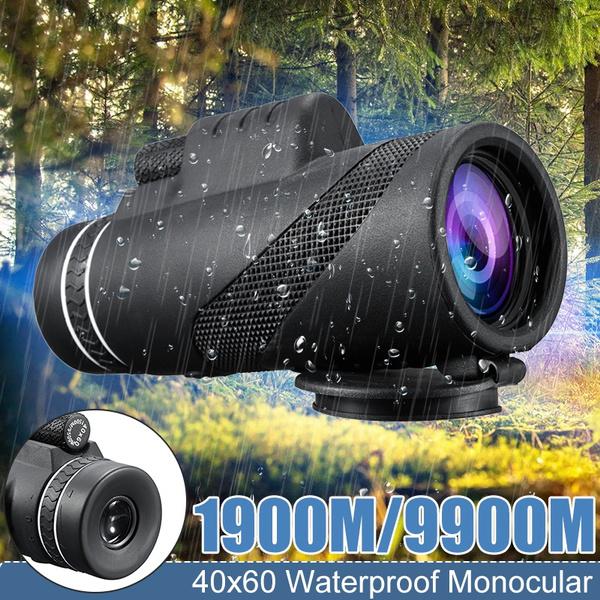 Camping & Hiking, 40x60monocular, Outdoor, Telescope