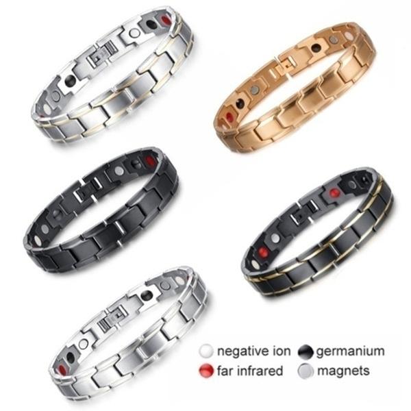 Jewelry, Gifts, stainlesssteelbracelet, energybraceletmen