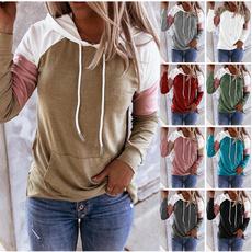 Sleeve, Long Sleeve, Women Hoodie, womens hoodies pullover