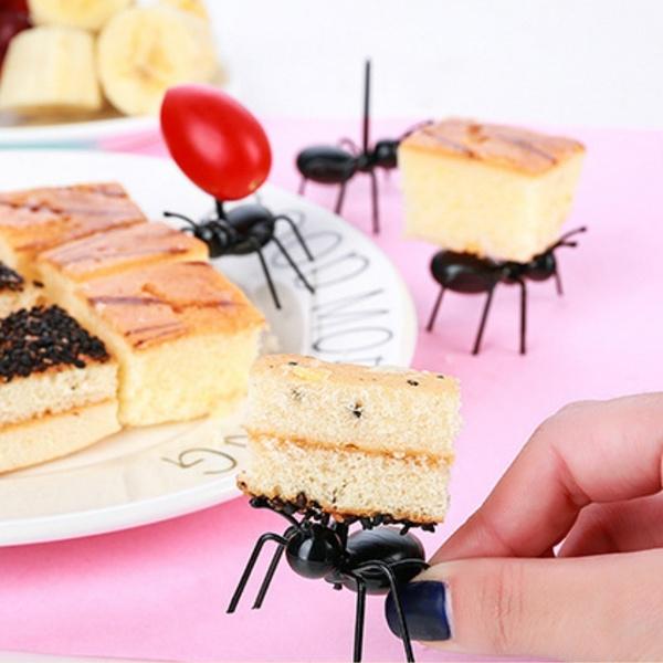 lunchdecoration, caketool, cute, fruittoothpick