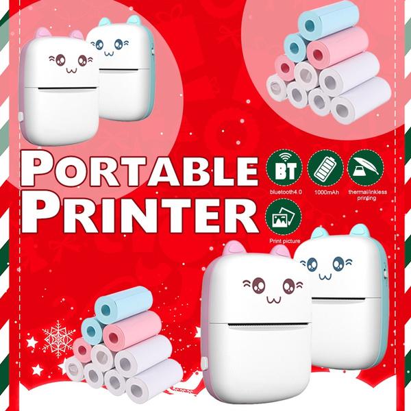Pocket, wirelessprinter, Christmas, freethermalprinterfromsup