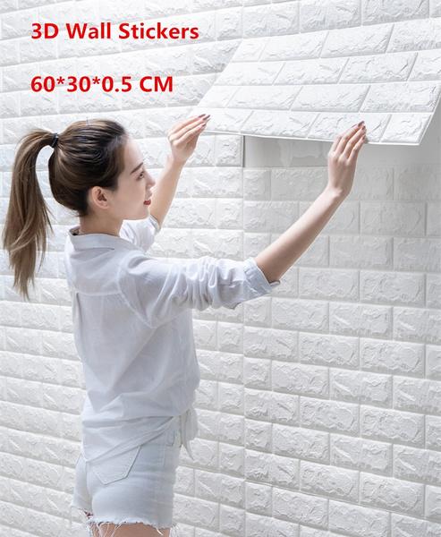 Decor, Home Decor, Waterproof, diywallpaper