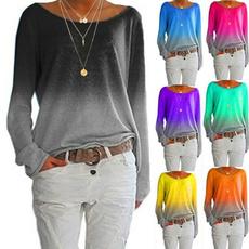 Moda, Women Blouse, Long Sleeve, Shirt