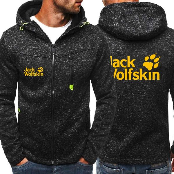 hoodiesformen, hooded, Winter, fleecejacket