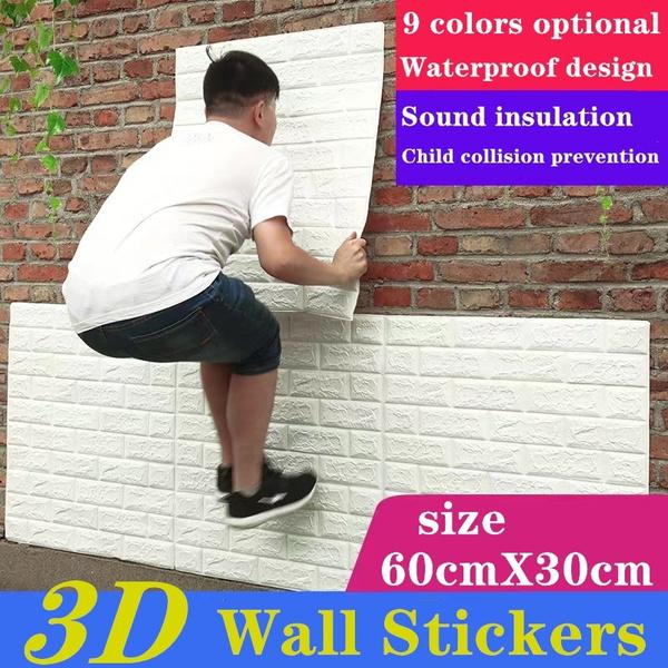 PVC wall stickers, wallstickersampmural, Waterproof, decorationsticker