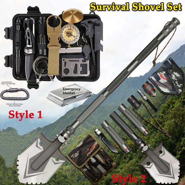 shovel, Survival, firstaidsurvivalkit, Folding Knives