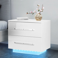 bedsidecabinet, uv, led, nightstandtable