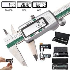 Steel, digitaldisplay, measuringmicrometer, Stainless Steel