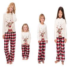 familychristmaspajama, Fashion, pyjamaenfant, Sleeve