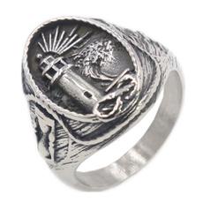 viking, Steel, lighthouse, Jewelry