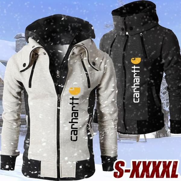 Stand Collar, Winter, Classics, Long Sleeve