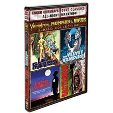 dvdmovie, Electronic, Horror