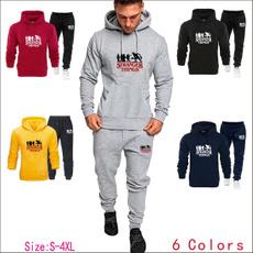 Outdoor, hoodedjacket, Long Sleeve, Men