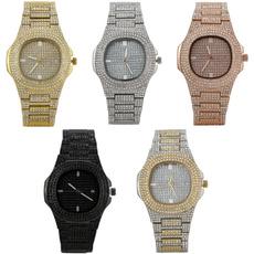 hip hop jewelry, diamondwatche, wristwatch, Dress