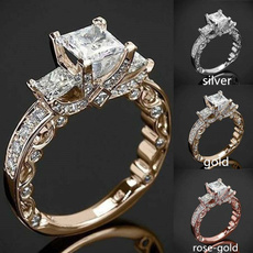 Sterling, Fashion, 925 silver rings, Classics