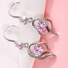 Beautiful, Silver Earrings, Fashion, loversjewelry