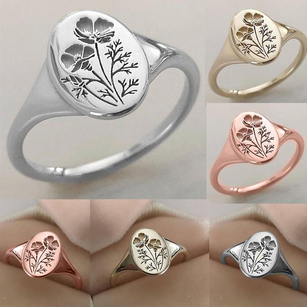 Sterling, goldringsforwomen, gold, 18k gold ring