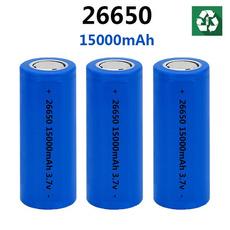 Flashlight, flashlightbatterie, Battery, 26650rechargeablebattery