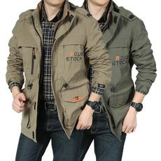 Outdoor, Coat, Spring, loosecoat