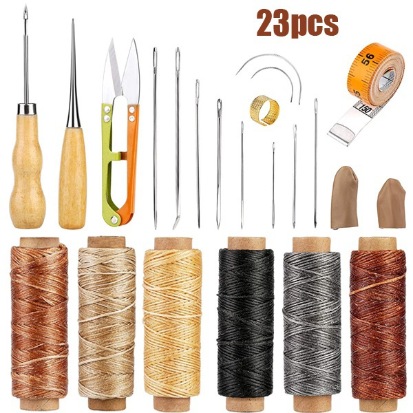 leathersewingthread, leathersewingkit, Sewing, Quilting