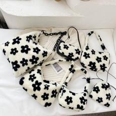 Shoulder Bags, Fashion, plushhandbag, Women's Fashion