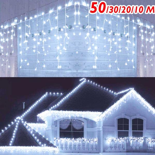Outdoor, festivallightstring, Christmas, Garland