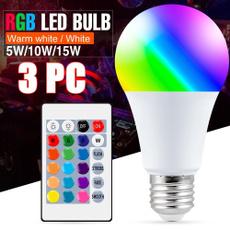 lampadaaled, Decor, led, Colorful