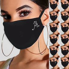 cottonfacemask, 2020facemask, mouthmask, sequinmask