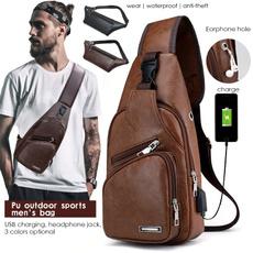 Shoulder Bags, Outdoor, Cross Body, Mens Accessories