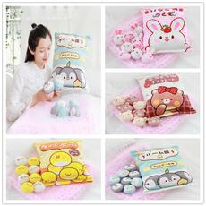 Plush Toys, cute, Snacks, Bags