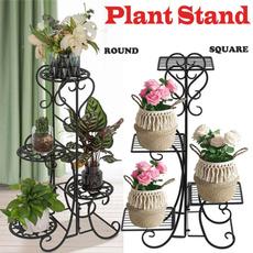 plantpotsindoor, Plants, metalshelve, Garden