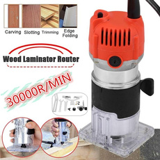 electricrouter, woodworkingknife, electrictrimmer, trimmingmachine