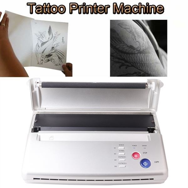 tattoo, tattoocopymachine, Printers, tattoocopierprinter