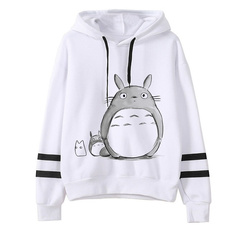 Totoro hoodie, Fashion, printting, My neighbor totoro